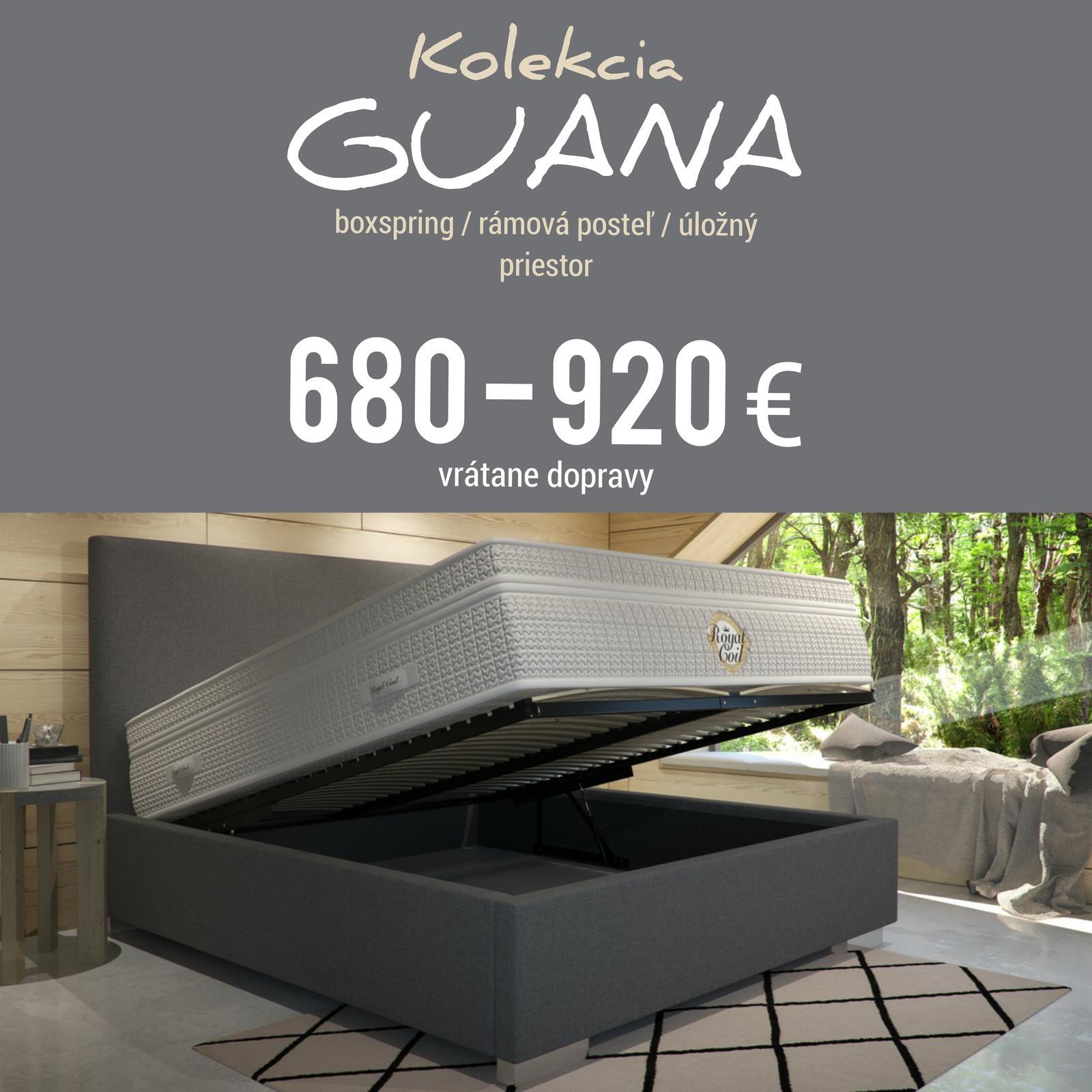 Kolekcia Guana - Obrázok č. 1