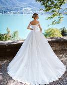 Svadobné šaty Princess, 50