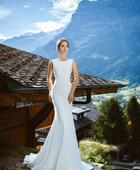 Elegantné svadobné šaty, 34