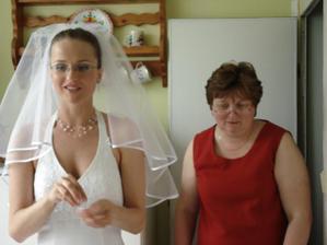 momentka s maminkou