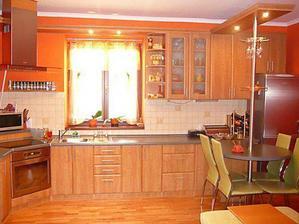 moja vysnívaná veeeeľká kuchyňa...