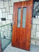 drevene dvere,