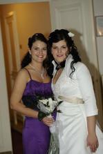 S mojou milovanou sestrickou...