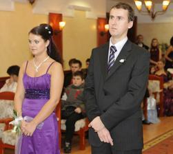 Nasi svedkovia sestra Lubka a buduci svagor Jarko