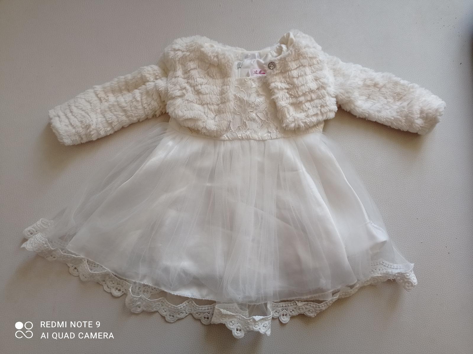 Překrásné sváteční šatečky - Obrázek č. 1