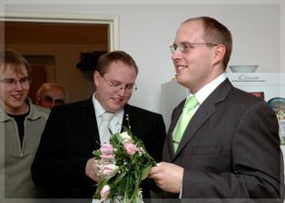 Smlouvání o nevěstu:)