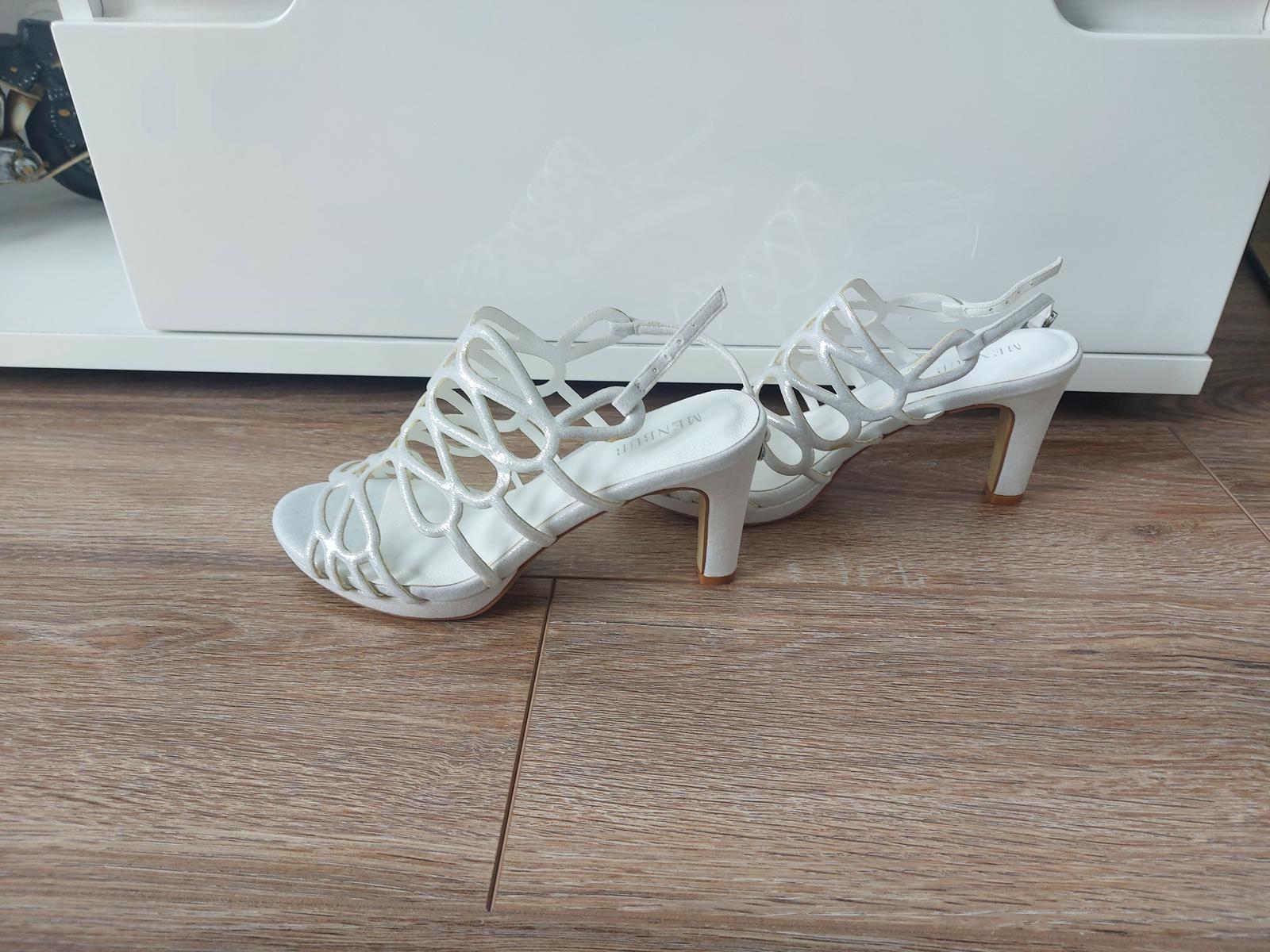dámske sandále menbur - Obrázok č. 1