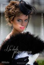 Krásny makeup, účes, style...