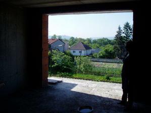 takéto krásne okno budeme mať v obývačke!!!