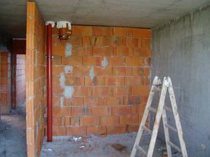 a  nasa pidi kuchynka... :-) je spojená s obývačkou a vľavo je chodba...