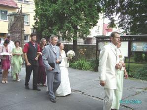 cesta do kostola