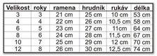 Šaty pre družičku 2-8 rokov, 134