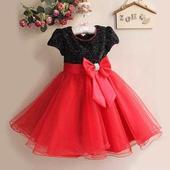 Šaty pre družičku 2-8 rokov, 104