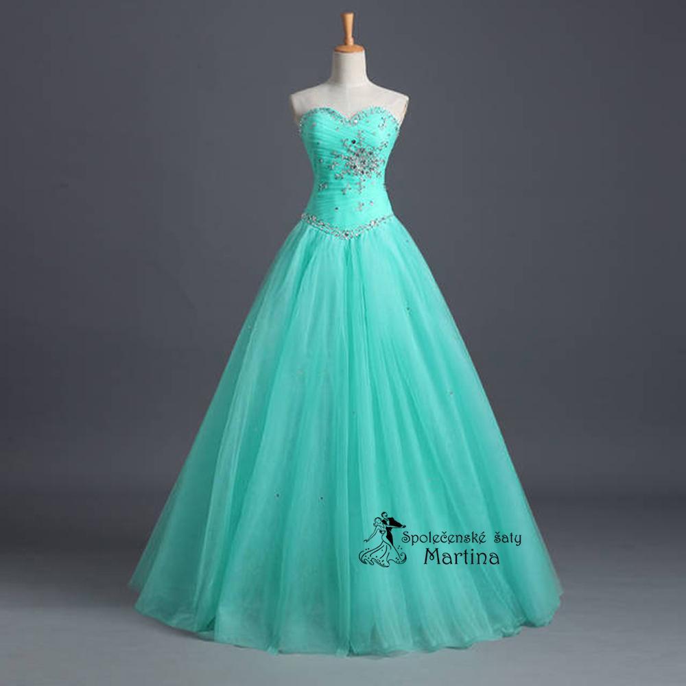 Společenské-maturitní-plesové šaty-do tanečních - Obrázok č. 2