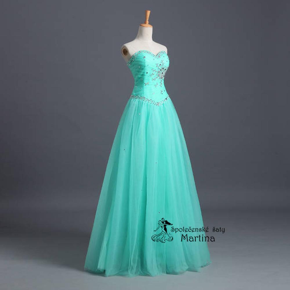 Společenské-maturitní-plesové šaty-do tanečních - Obrázok č. 4