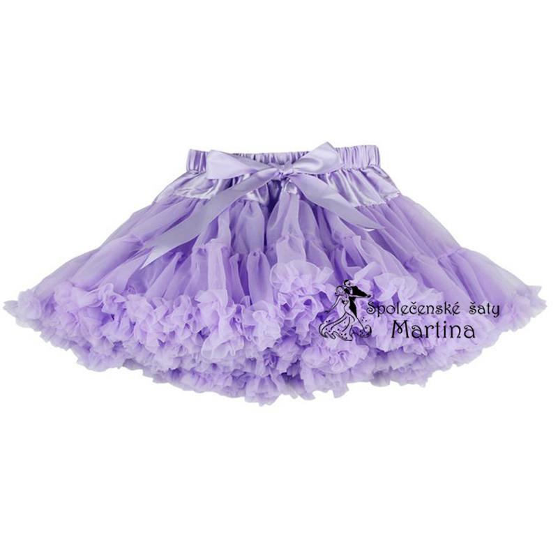 TUTU sukienka 1-10 rokov - Obrázok č. 1