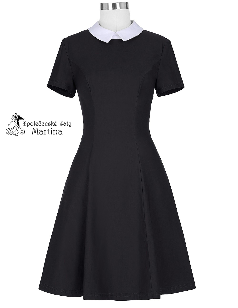 Spoločenské šaty - Koktejlové šaty - Koktejlky - Obrázok č. 2