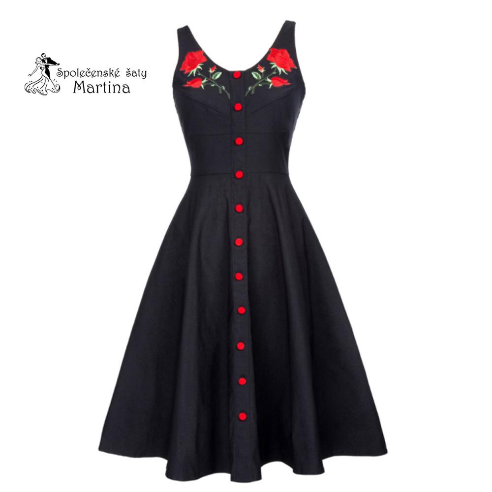 Spoločenské šaty - Koktejlové šaty - Koktejlky - Obrázok č. 1