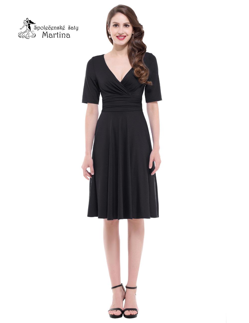 Spoločenské šaty - Koktejlové šaty - Koktejlky - Obrázok č. 4
