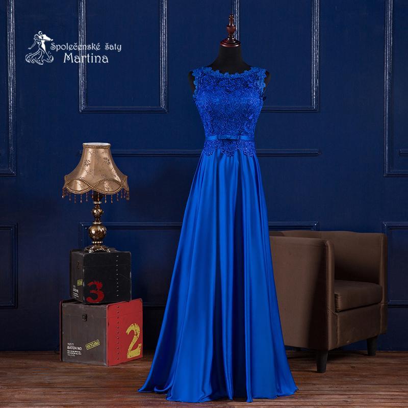 Spoločenské-maturitné-plesové šaty - Obrázok č. 2