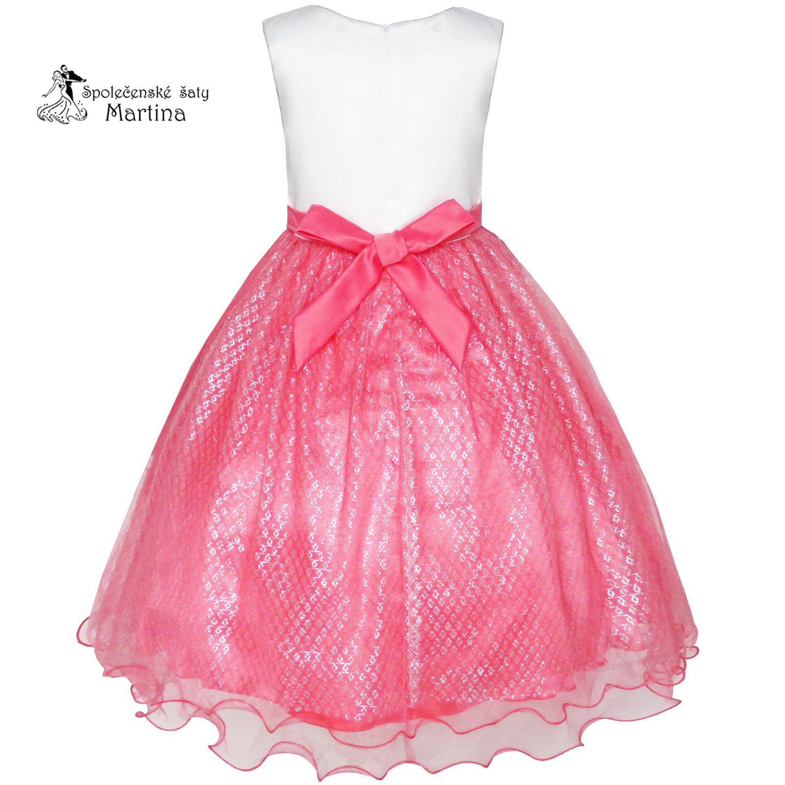 dievčenské šaty  - Obrázok č. 2