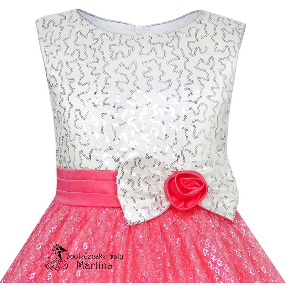 dievčenské šaty  - Obrázok č. 3
