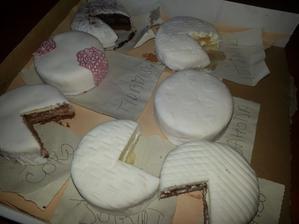 Ochutnávka, mňam dortík vybrán :-)