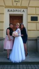 s kolegynkami, Matkou a Zuzkou :-)