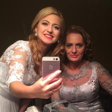 S maminkou (ci sestrou?) :-)