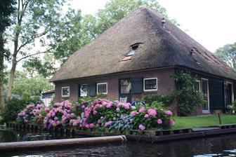 Pokracovanie nasej svadobnej cesty :-) Giethoorn, Holandsko