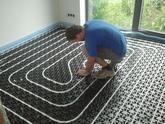 podlahové kúrenie systémová doska nopová EPS T 30-2