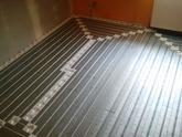 suchý systém podlahové kúrenie