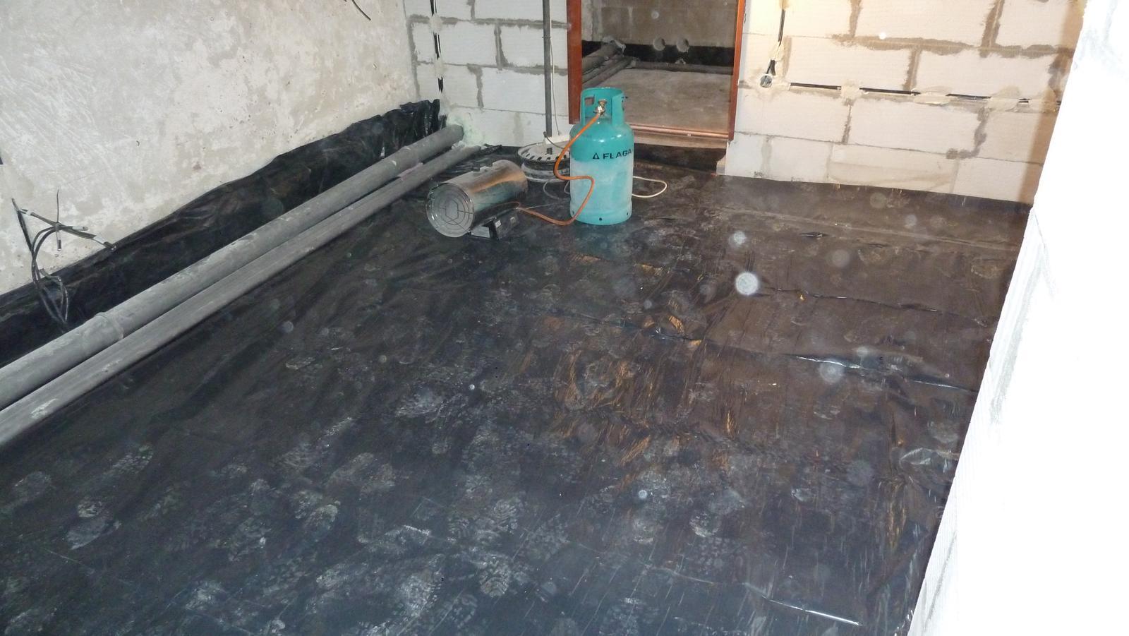 Montáž podlahové vykurovanie obytná jednotka Rača - Obrázok č. 1