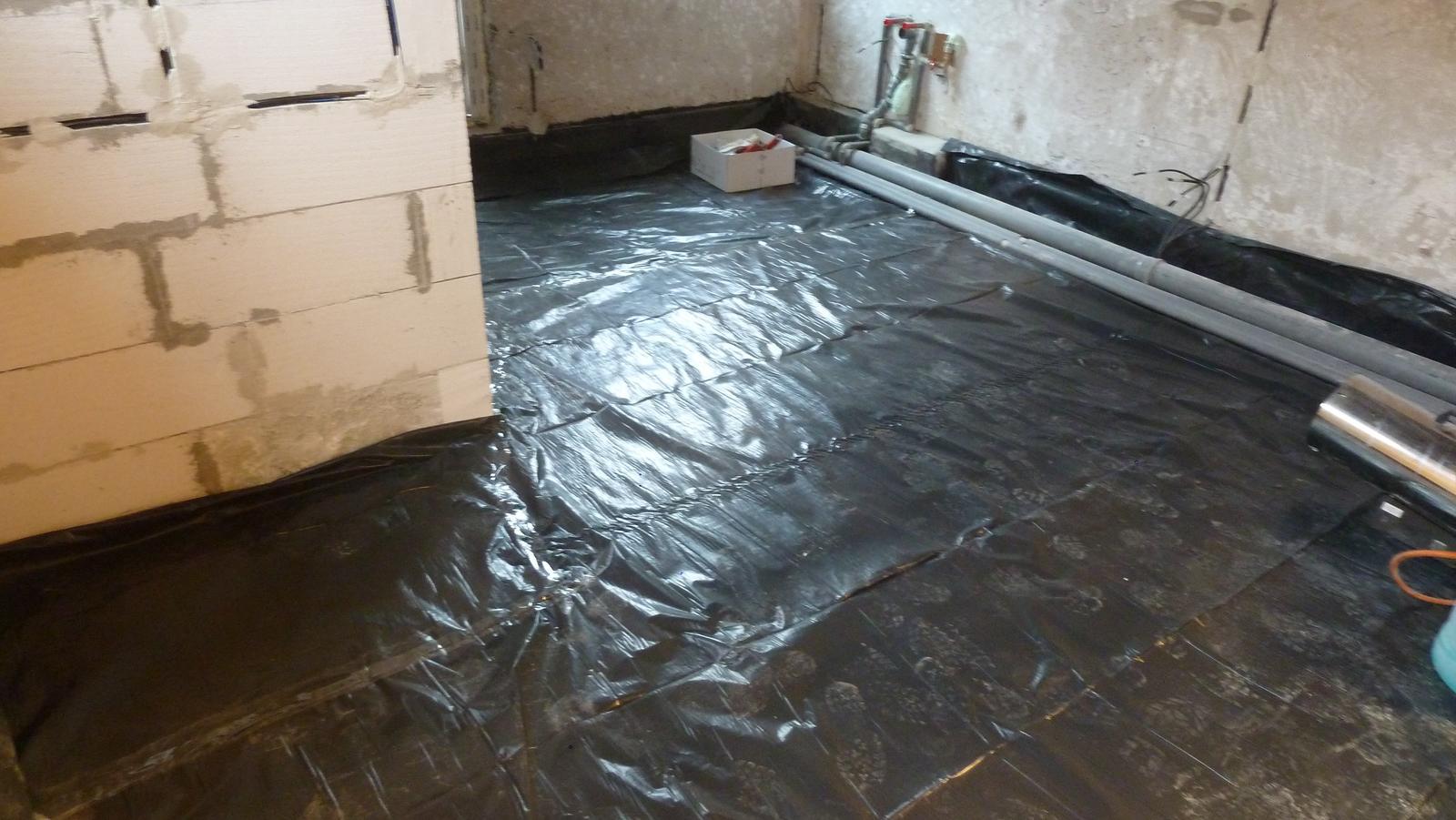 Montáž podlahové vykurovanie obytná jednotka Rača - Obrázok č. 2
