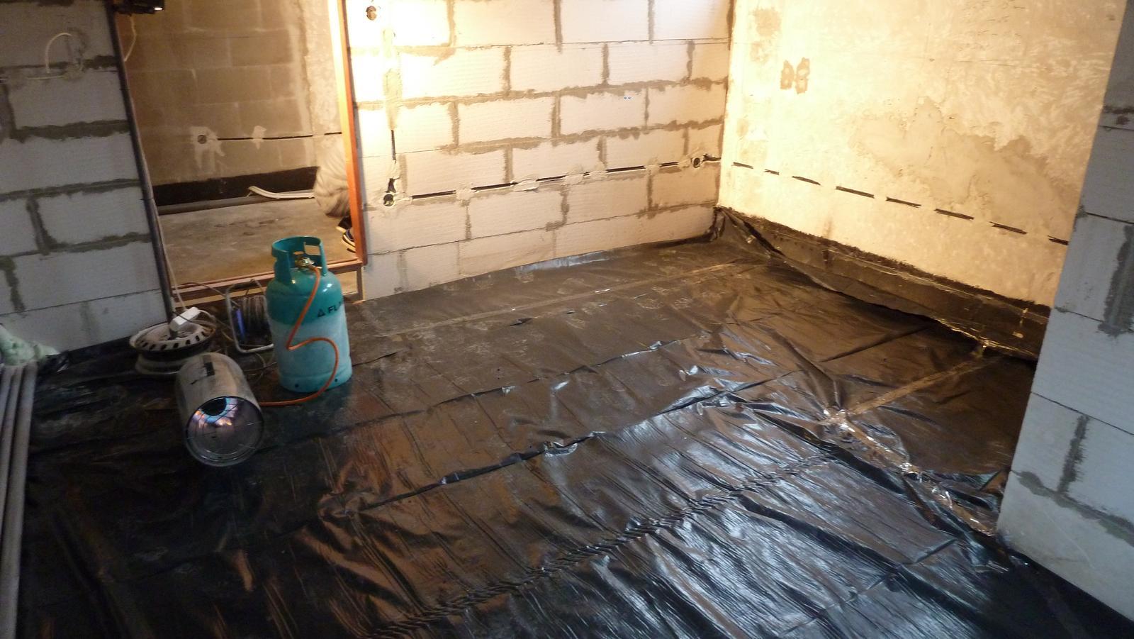 Montáž podlahové vykurovanie obytná jednotka Rača - Obrázok č. 3