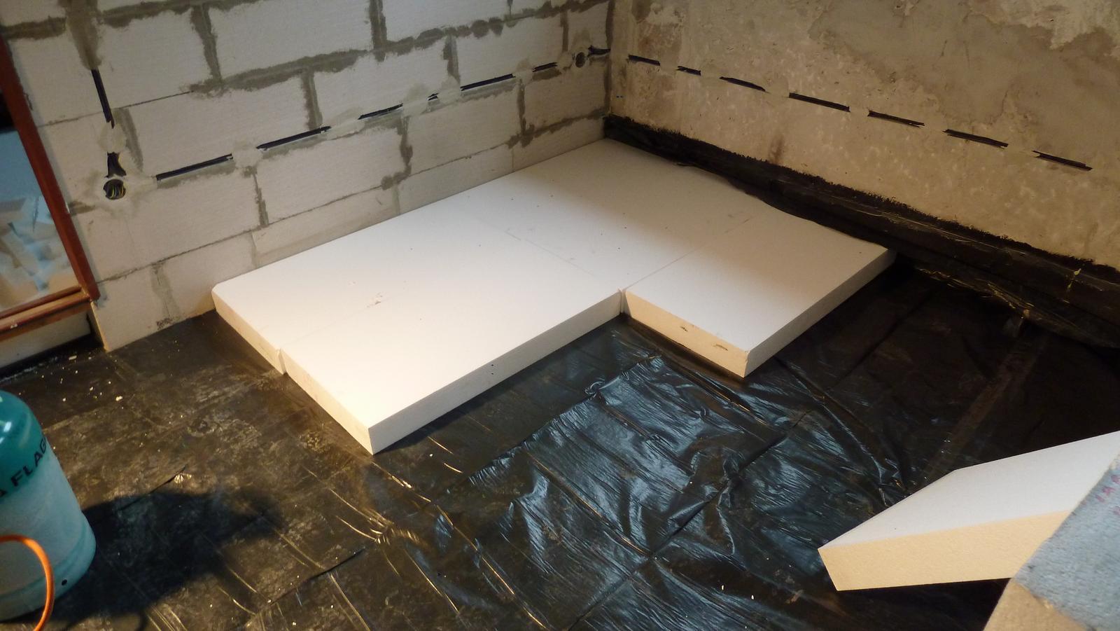 Montáž podlahové vykurovanie obytná jednotka Rača - Obrázok č. 8