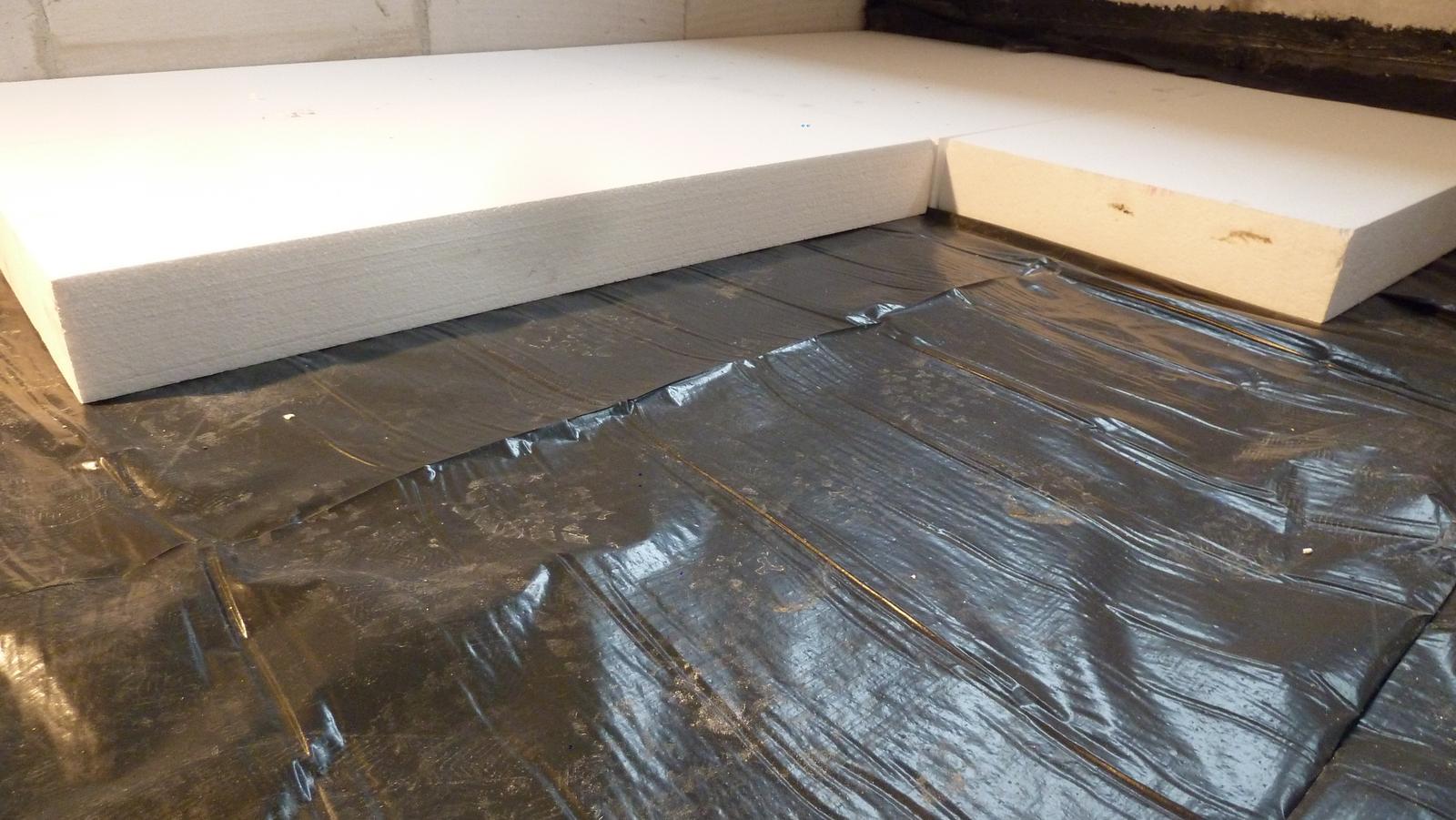 Montáž podlahové vykurovanie obytná jednotka Rača - Obrázok č. 9