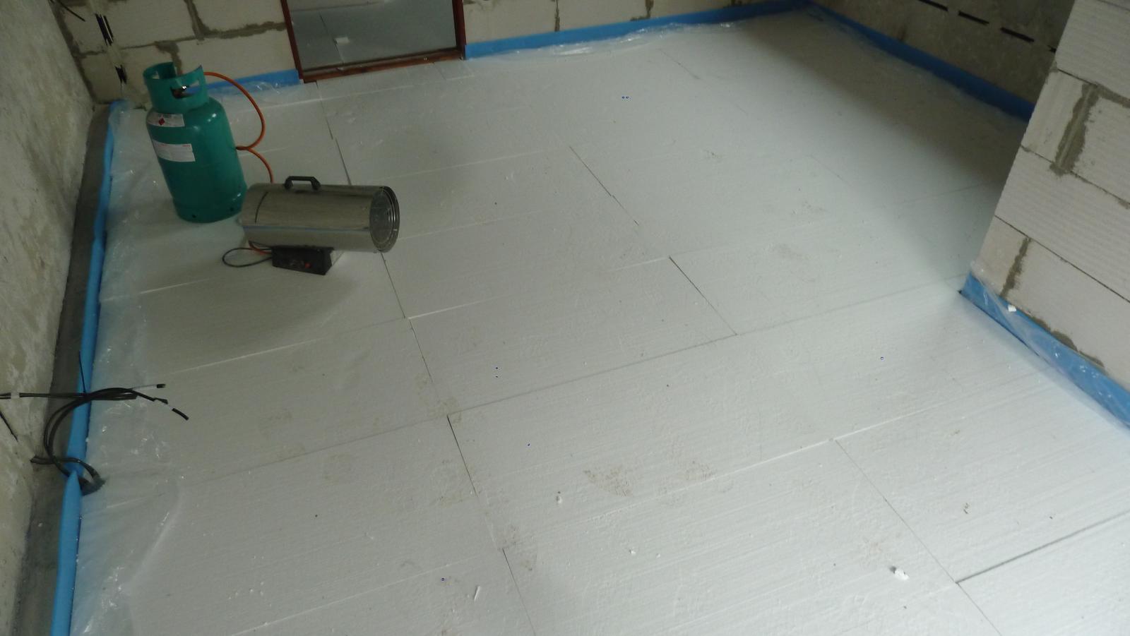 Montáž podlahové vykurovanie obytná jednotka Rača - Obrázok č. 10