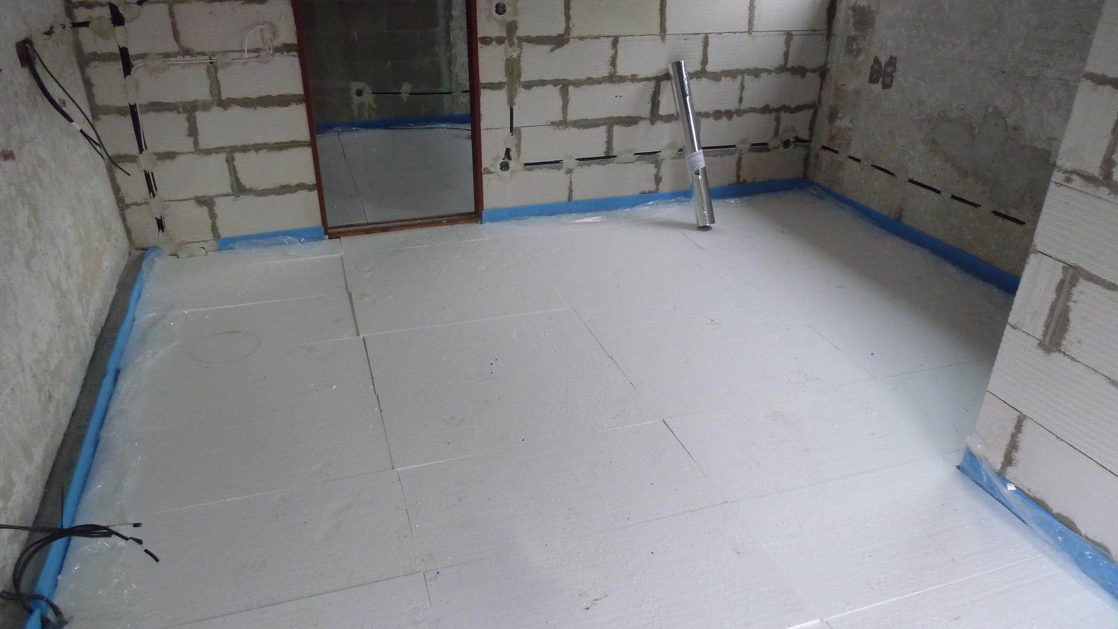 Montáž podlahové vykurovanie obytná jednotka Rača - Obrázok č. 11