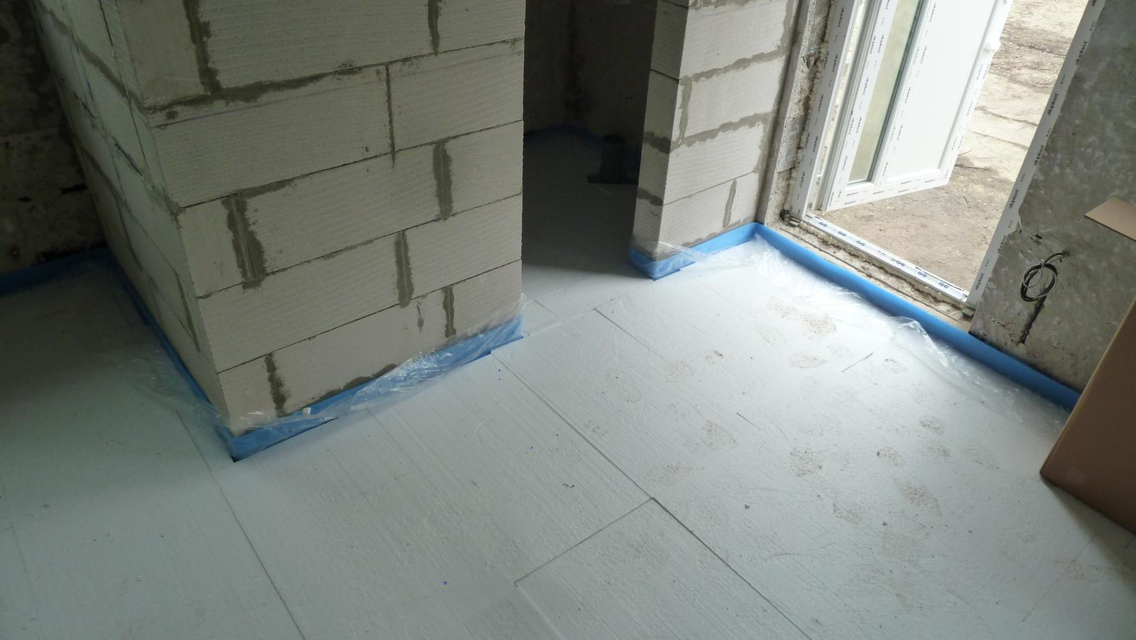Montáž podlahové vykurovanie obytná jednotka Rača - Obrázok č. 12