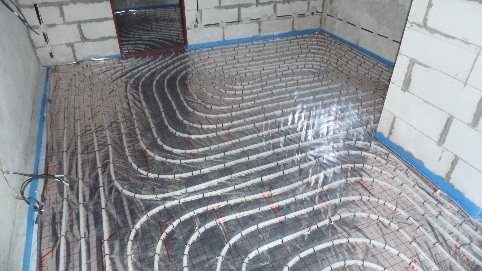 Montáž podlahové vykurovanie obytná jednotka Rača - Obrázok č. 15