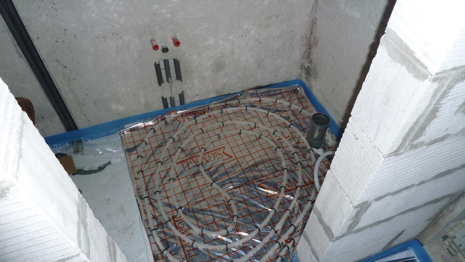 Montáž podlahové vykurovanie obytná jednotka Rača - Obrázok č. 16