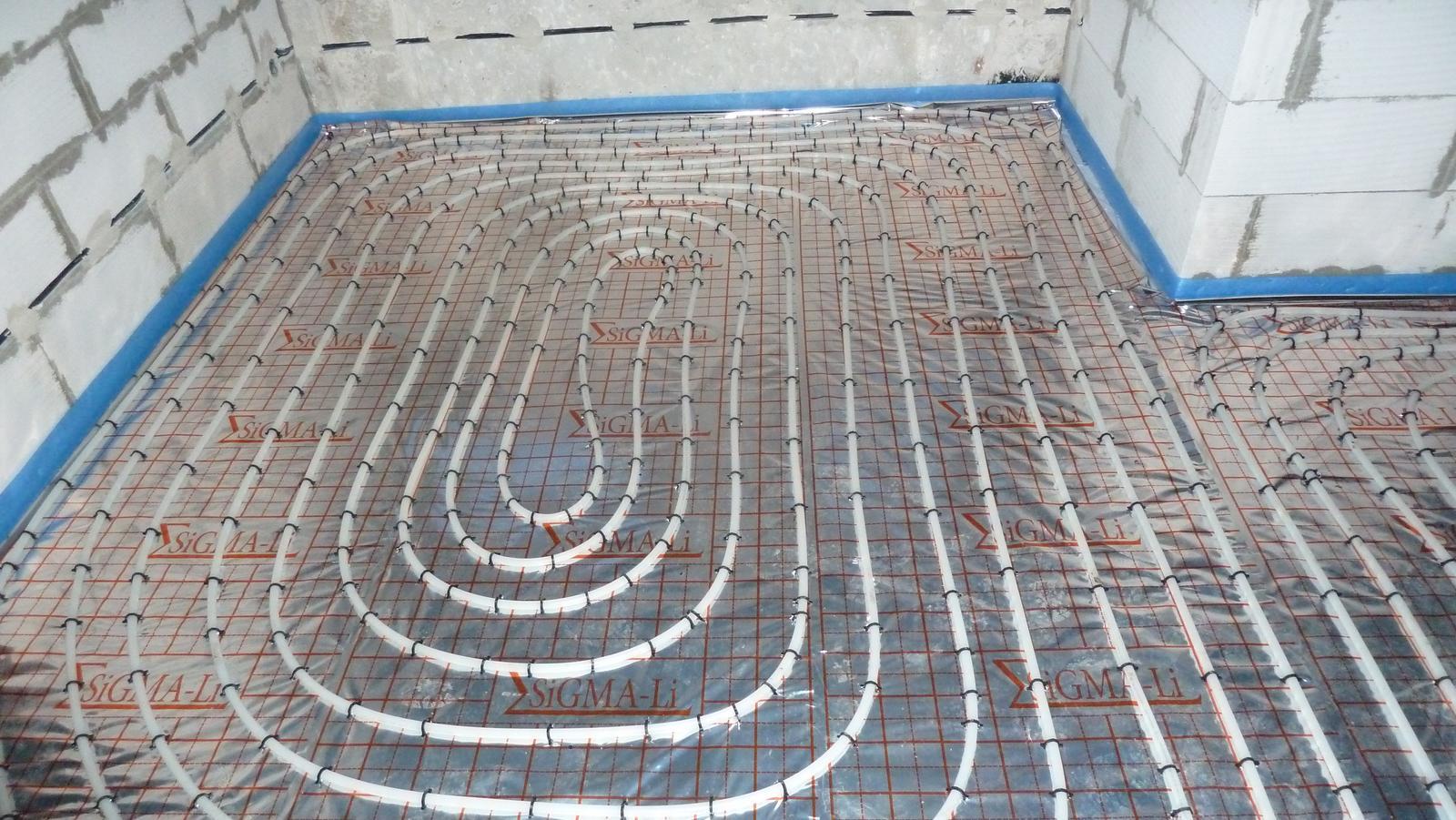 Montáž podlahové vykurovanie obytná jednotka Rača - Obrázok č. 17