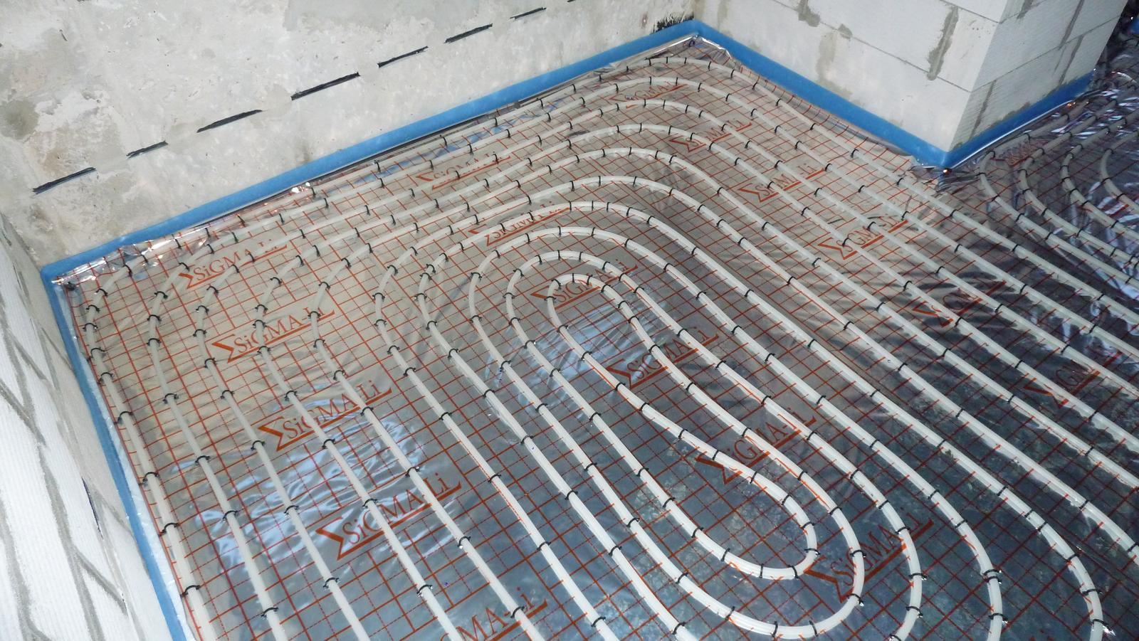 Montáž podlahové vykurovanie obytná jednotka Rača - Obrázok č. 19