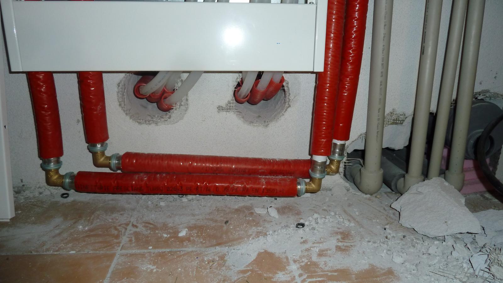 Montáž podlahové vykurovanie obytná jednotka Rača - Obrázok č. 21