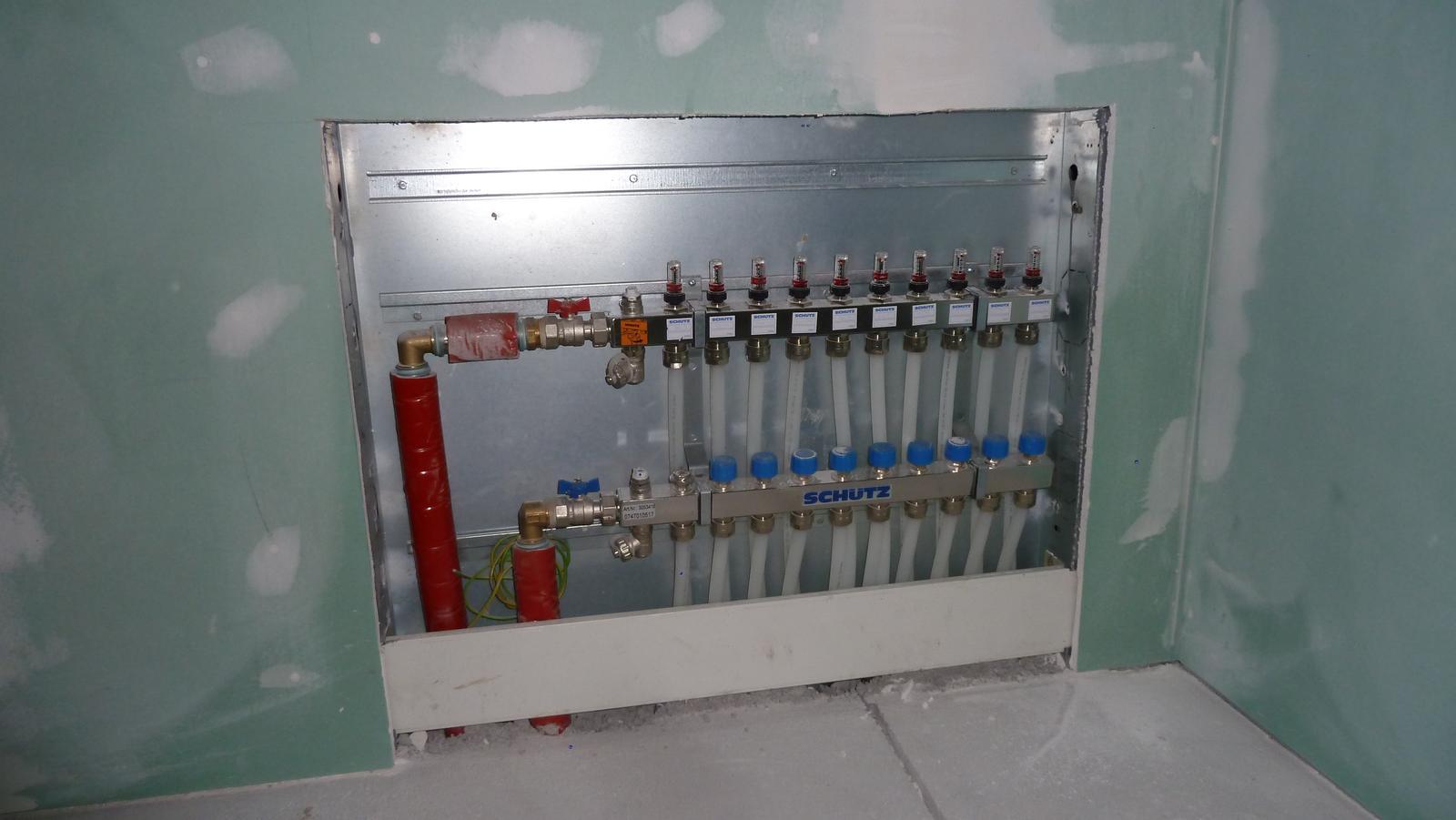 Montáž tepelné čerpadlo Čerpacia stanica Lozorno - Obrázok č. 16