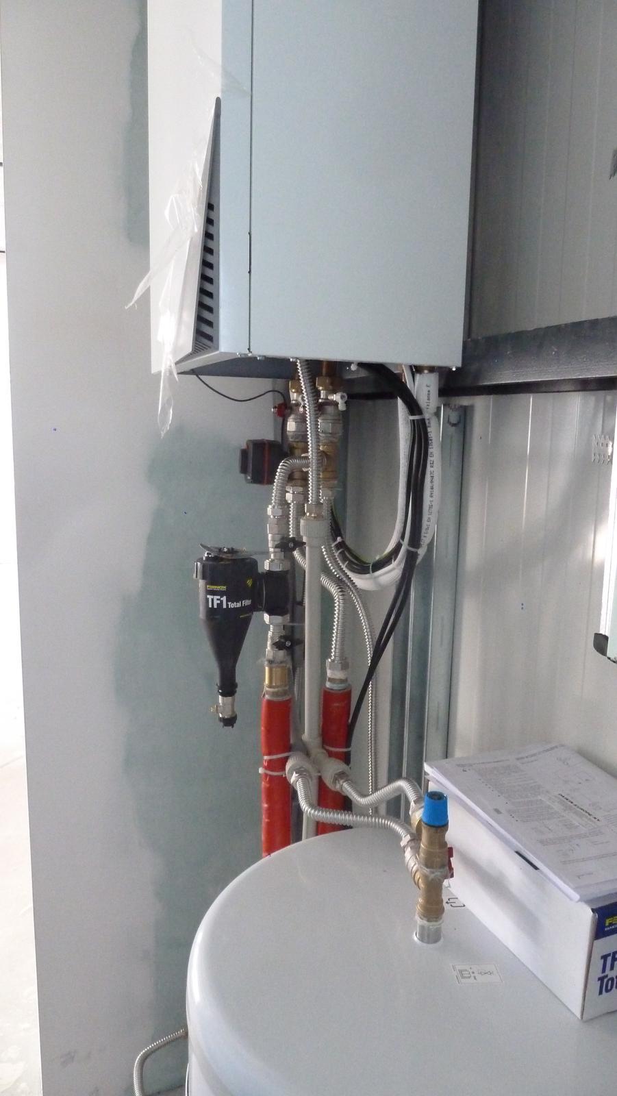 Montáž tepelné čerpadlo Čerpacia stanica Lozorno - Obrázok č. 23