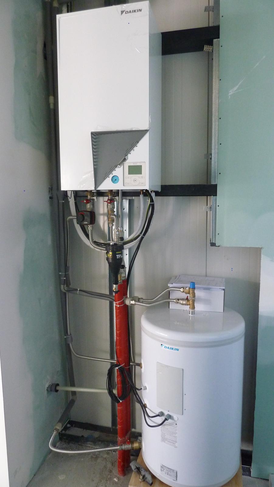 Montáž tepelné čerpadlo Čerpacia stanica Lozorno - Obrázok č. 24