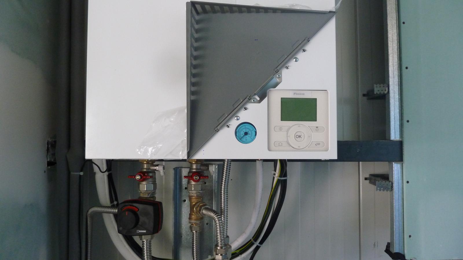 Montáž tepelné čerpadlo Čerpacia stanica Lozorno - Obrázok č. 25