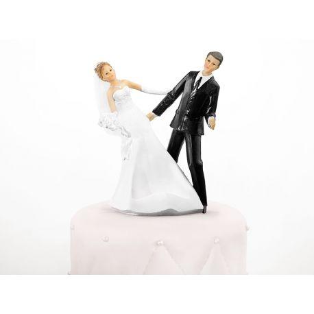 Postavička na svadobnú tortu - Obrázok č. 1